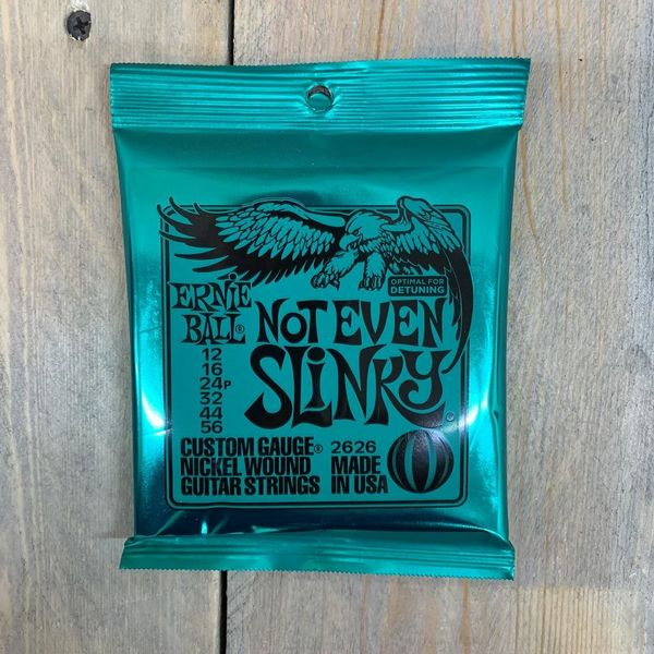 Ernie Ball 2626 Not Even Slinky Electric 12-56